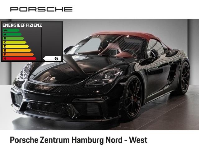 Porsche 718 Spyder BOSE LED Sportschalensitze 20-Zoll, Jahr 2019, Benzin