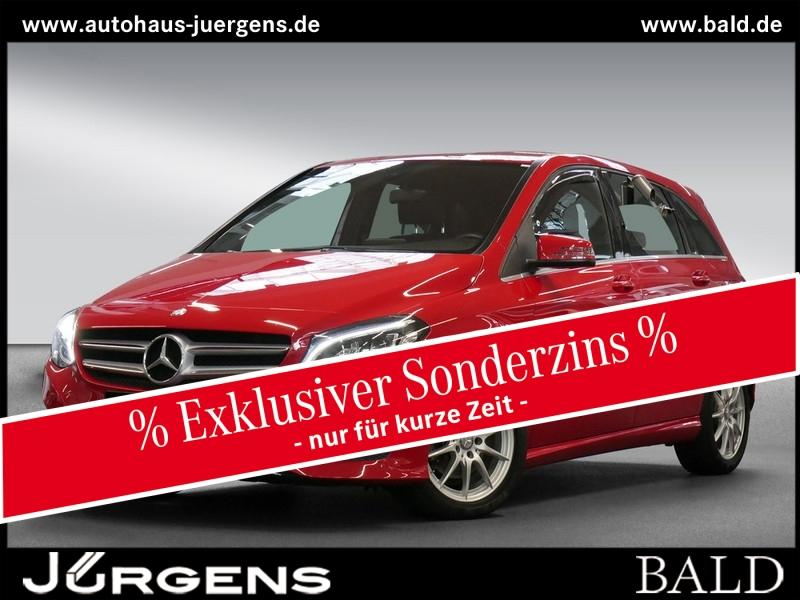 Mercedes-Benz B 220 4M Urban/Navi/LED/Park-Pilot/Sitzheizung, Jahr 2016, Benzin