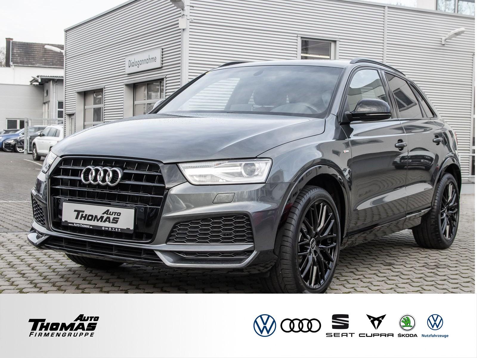 "Audi Q3 ""S line Competition"" 1.4 TFSI S tronic XENON, Jahr 2017, petrol"