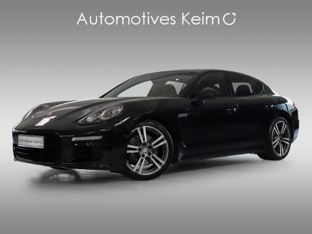 Porsche Panamera 3.0 D SCP LUFT ABSTANDSTEMP KAM WAPPEN, Jahr 2015, diesel