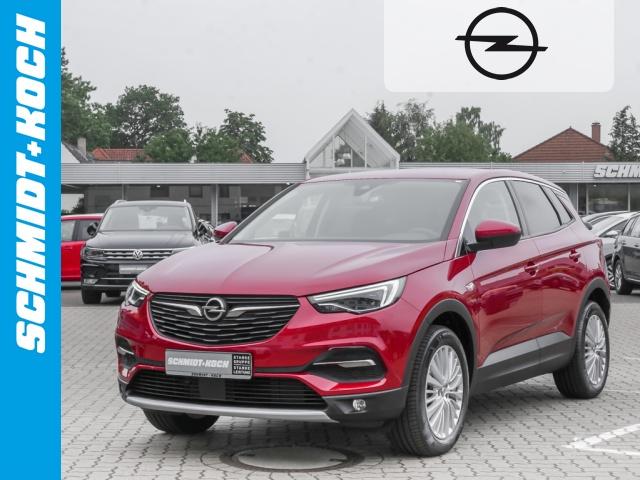 Opel GRANDLAND X 1.2 TURBO INNOVATION LED-Scheinw. Navi, Jahr 2018, Benzin