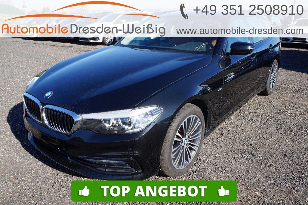 BMW 520 d Touring Sport Line*Navi*Leder*PDC*LED*, Jahr 2017, Diesel
