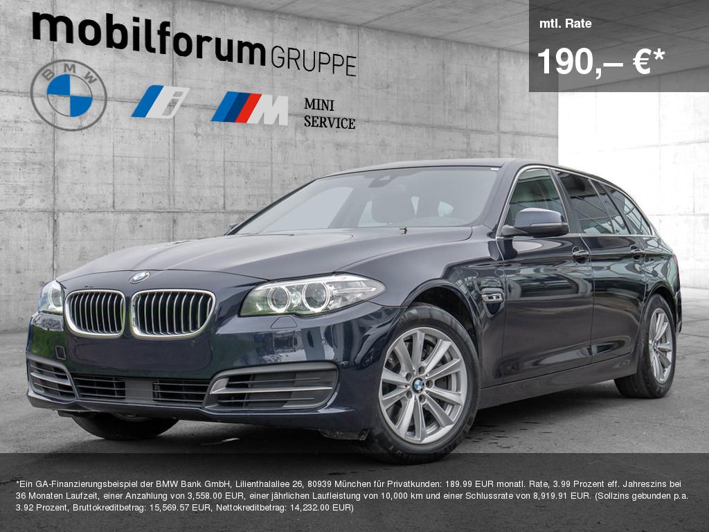 BMW 525d xDrive Touring, Jahr 2014, Diesel
