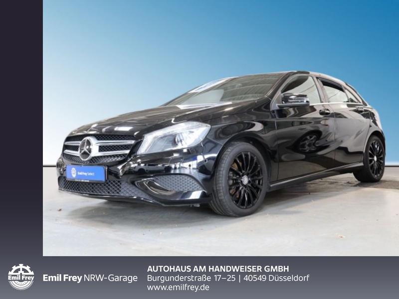 Mercedes-Benz A 200 Urban 7G-DCT Automatik (BlueEFFICIENCY) Navi, Jahr 2013, Benzin