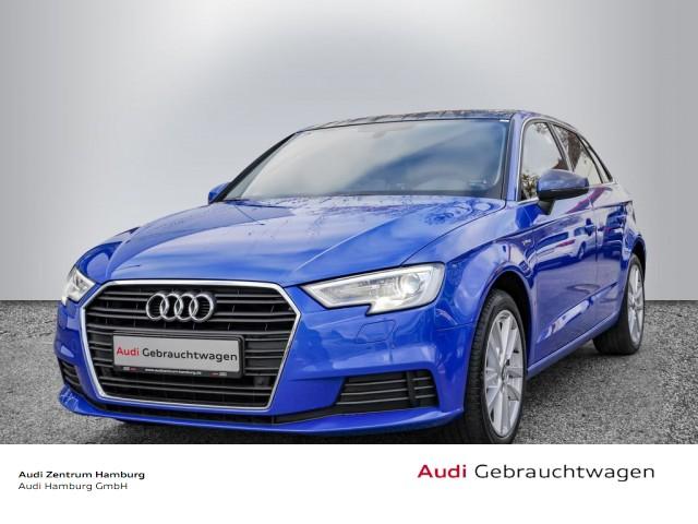 Audi A3 Sportback 1,4 TFSI g-tron 6-Gang PANO NAVI XENON, Jahr 2017, Gas
