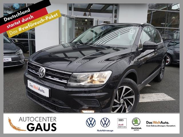 Volkswagen Tiguan Join 2.0 TDI 4M Navi Klima Sitzheizung, Jahr 2018, Diesel