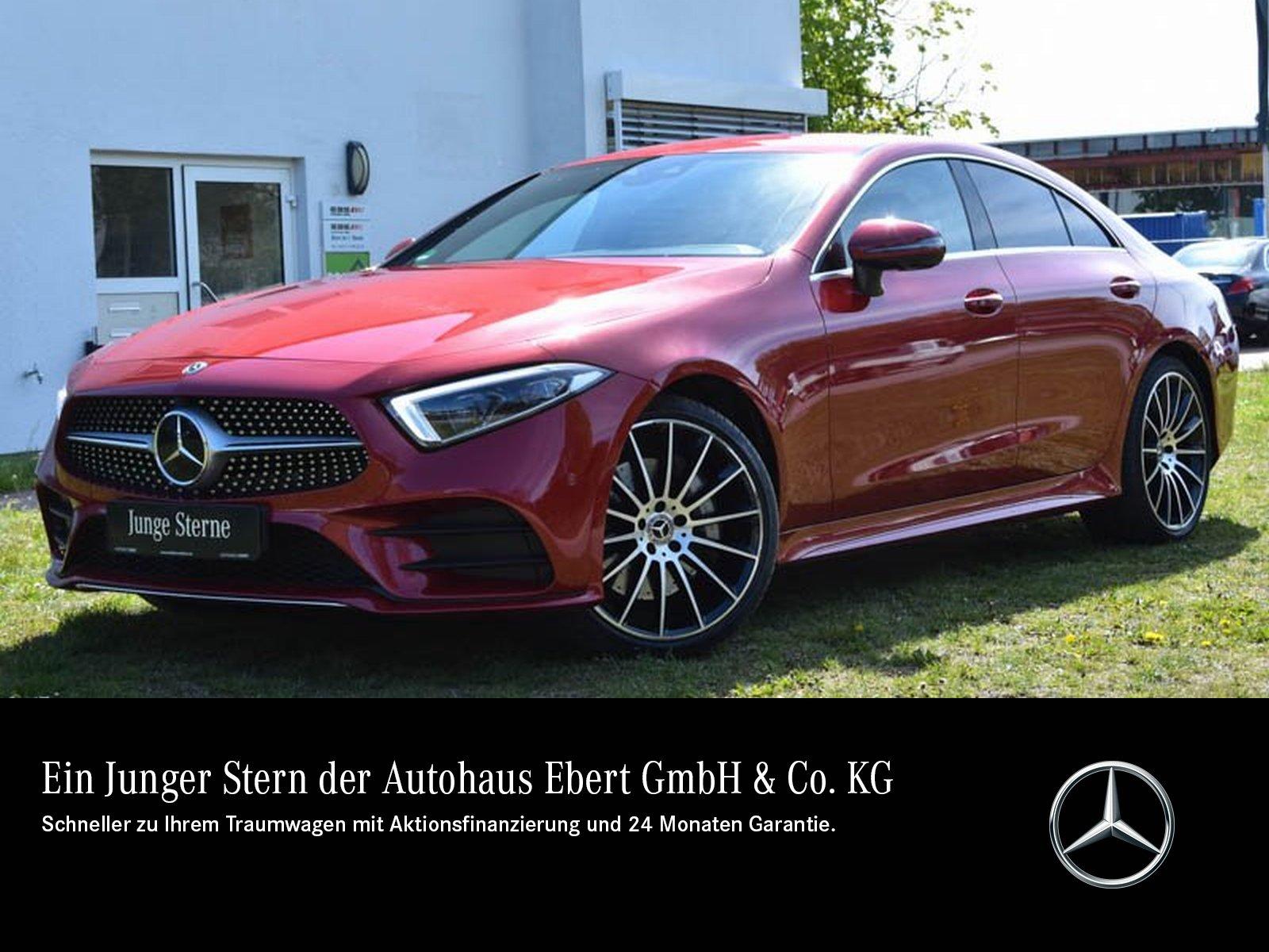 Mercedes-Benz CLS 450 4M AMG WIDESC.+360°+MULTIBEAM+MEMORY, Jahr 2018, Benzin
