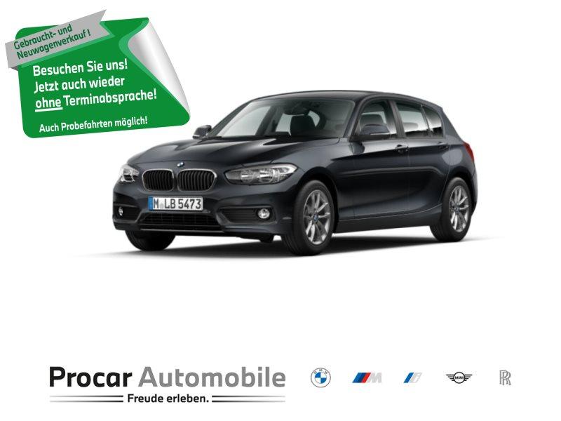 BMW 120i 5-Türer Advantage Navi PDC Shz Klimaaut., Jahr 2018, Benzin