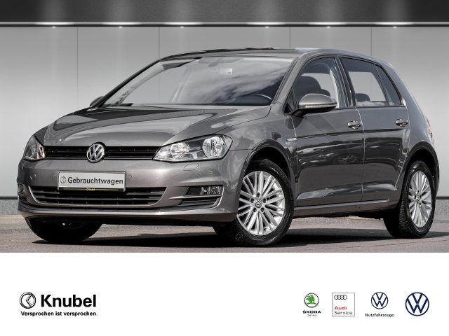 Volkswagen Golf VII Cup 1.2 TSI Standhzg. ParkAssist Sitzhz, Jahr 2014, Benzin