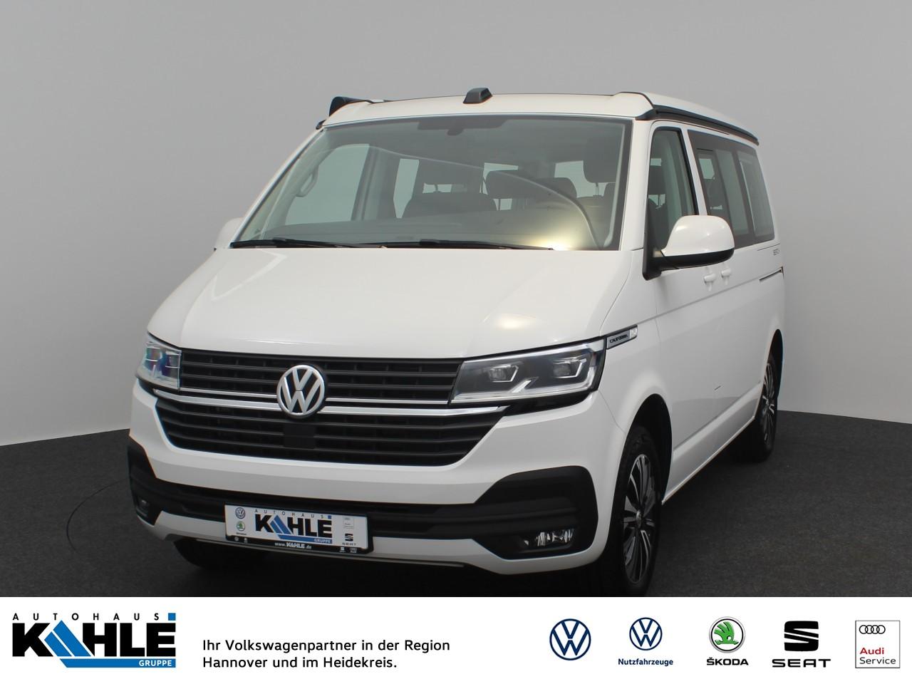 Volkswagen 6.1 California Beach 2.0 TDI DSG Standheizung LED Klima APP-Connect, Jahr 2020, Diesel