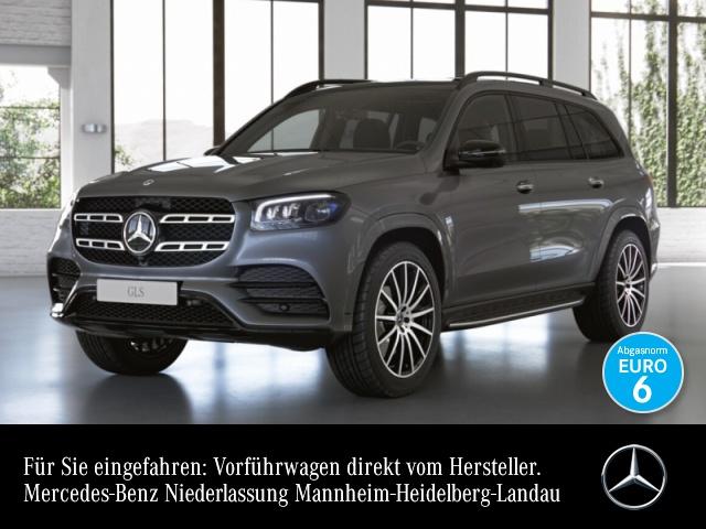 Mercedes-Benz GLS 350 d 4M AMG WideScreen Stdhzg Pano Multibeam, Jahr 2021, Diesel