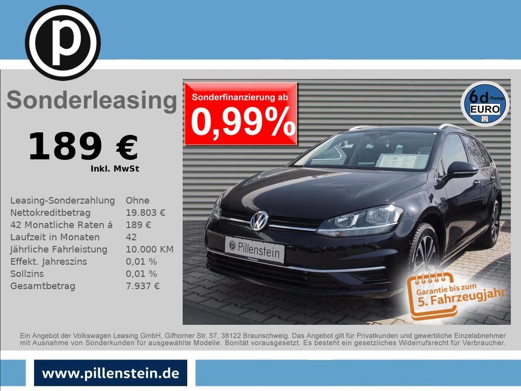 Volkswagen Golf 1.6 TDI IQ.DRIVE ACC LIGHT-ASSIST PARKLENK, Jahr 2020, Diesel