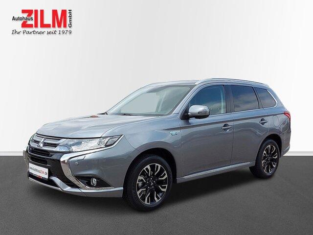 Mitsubishi Plug-in Hybrid Outlander TOP, AHK, NAVI, PDC,, Jahr 2017, Hybrid