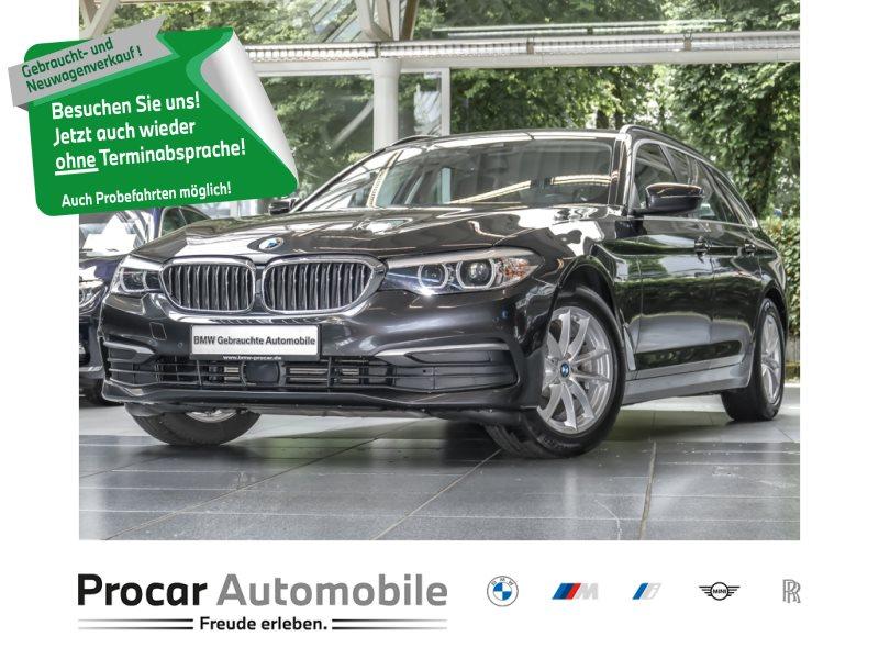 BMW 530d xDrive Touring NaviProf.+AHK+Akt.Tempomat, Jahr 2018, Diesel