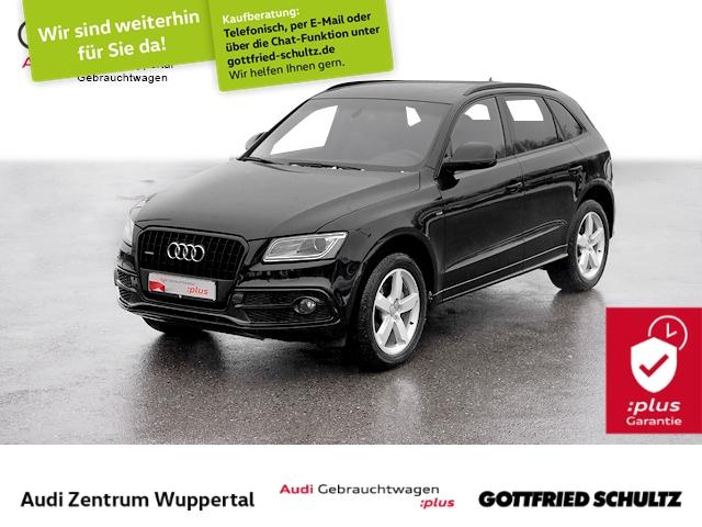 Audi Q5 2.0TDI quat. PANO AHK 2X S-LINE XEN NAV SHZ PDC, Jahr 2017, Diesel