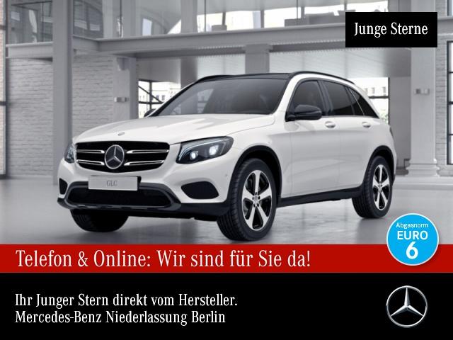 Mercedes-Benz GLC 220 d 4M Exclusive Fahrass Stdhzg Pano Distr., Jahr 2016, Diesel