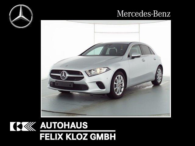 Mercedes-Benz A 200 Progressive Standheizung Navi-Premium MBUX, Jahr 2019, Benzin