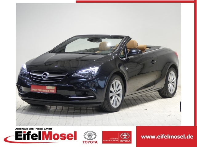 Opel Cascada 1.6 Turbo Innovation Leder Navi SHZ PDC, Jahr 2014, Benzin