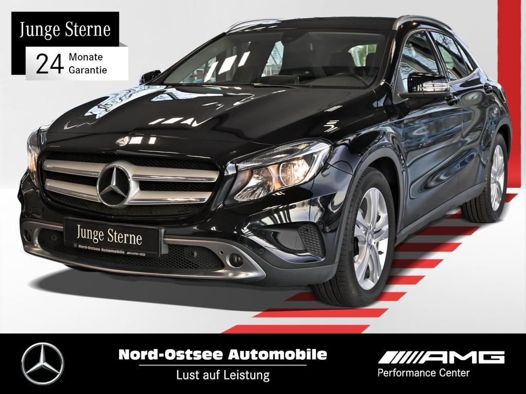 Mercedes-Benz GLA 220 d 4M Urban Navi+Sitzheizung+Klima+Nebel, Jahr 2016, diesel