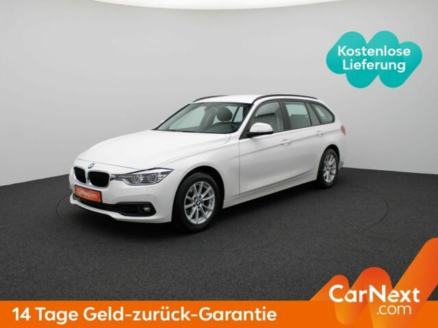 BMW 3 318i Touring Aut. Advantage, Jahr 2019, Benzin