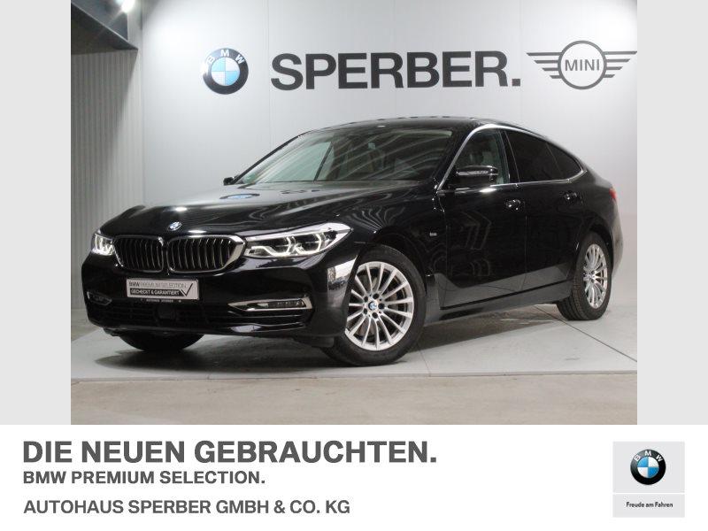 BMW 630d xDrive Gran Turismo Luxury Line LED WLAN, Jahr 2018, diesel