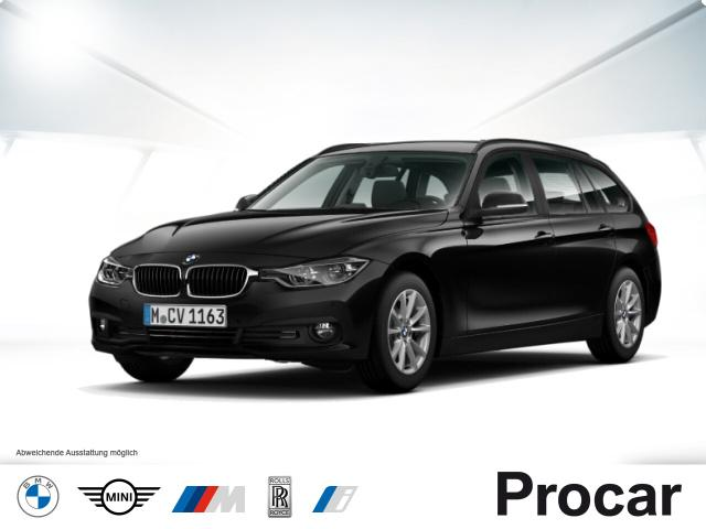 BMW 320d Touring Advantage Aut. Navi Adapt. LED PDC, Jahr 2017, Diesel