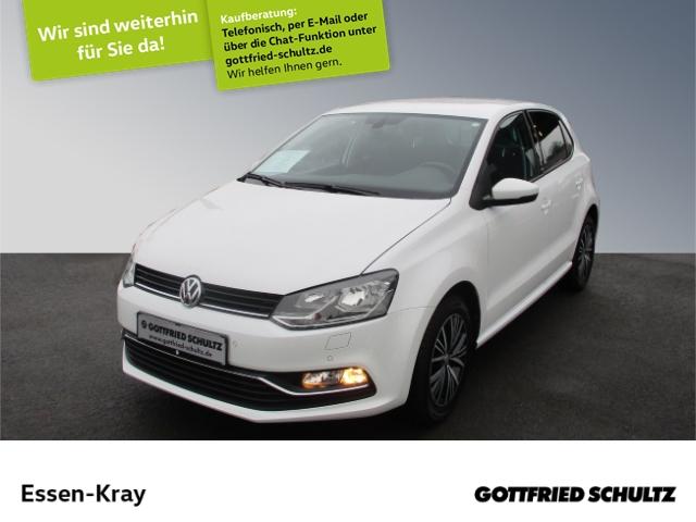 Volkswagen Polo Allstar 1.2 TSI NAVI PDC SHZ FSE KLIMA LM, Jahr 2016, Benzin