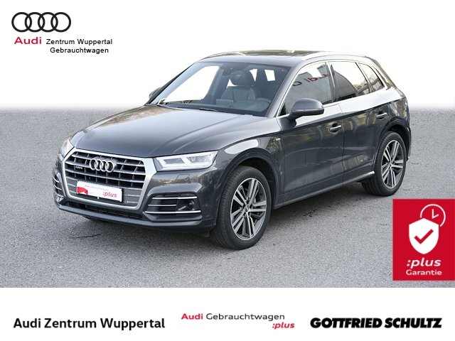 Audi Q5 2.0TDI quatt MATRIX PANO VIRTUAL STANDHZG KAMER Sport, Jahr 2017, Diesel
