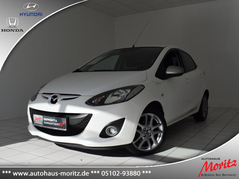 Mazda 2 1.3 Sendo *MIT NAVIGATION*, Jahr 2014, Benzin