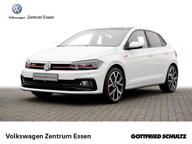 Volkswagen Polo GTI DSG Pano LED Navi Kamera Beats, Jahr 2019, Benzin