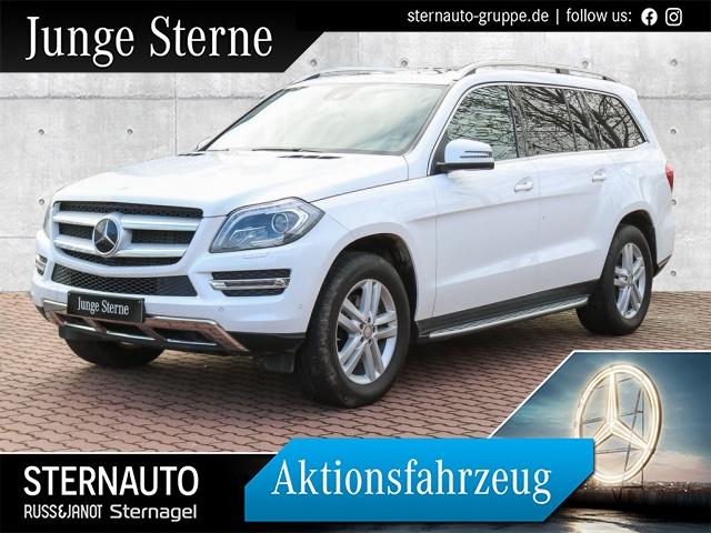 Mercedes-Benz GL 350 4M BT 1.000EUR SOFORTBONUS KAUF BIS 15.4., Jahr 2015, Diesel