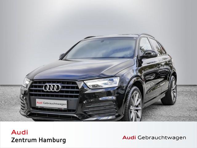 Audi Q3 1,4 TFSI COD sport S tronic S LINE PANO NAVI, Jahr 2016, Benzin