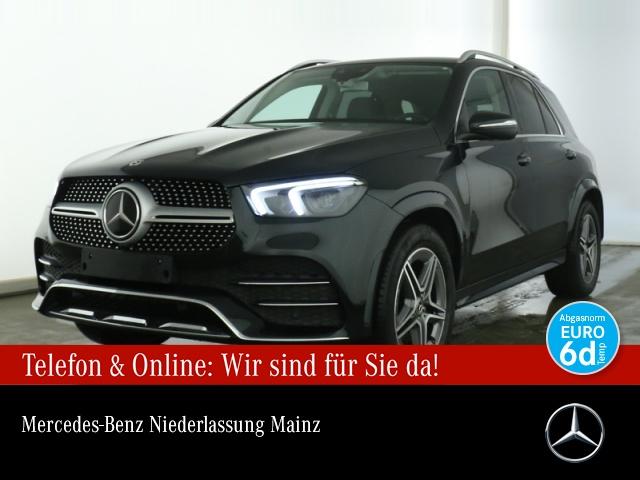 Mercedes-Benz GLE 300 d 4M AMG WideScreen Distr. LED Kamera PTS, Jahr 2019, Diesel