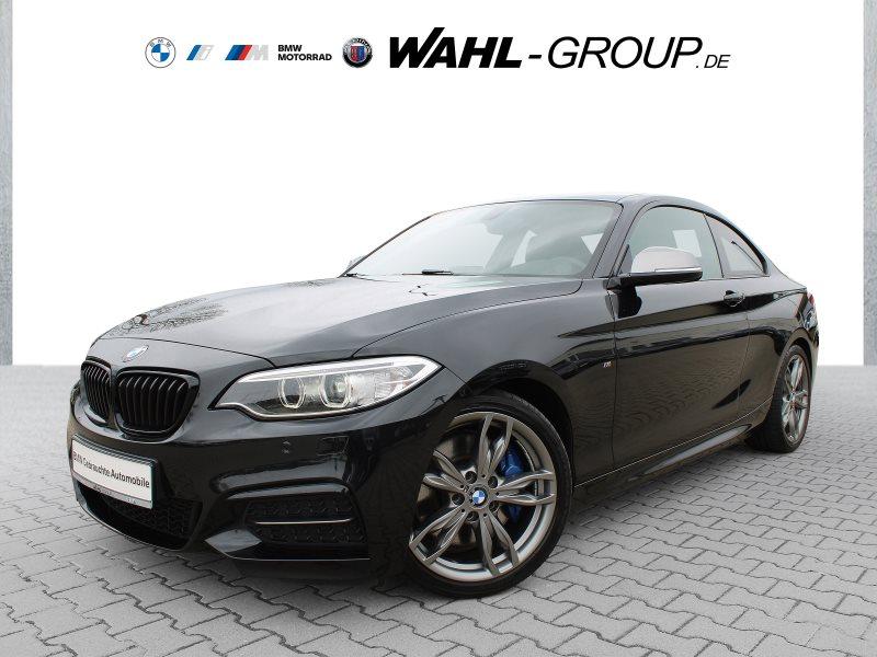BMW M235i xDrive Coupé HiFi Xenon Navi Soschuglas Sitzhzg., Jahr 2014, Benzin