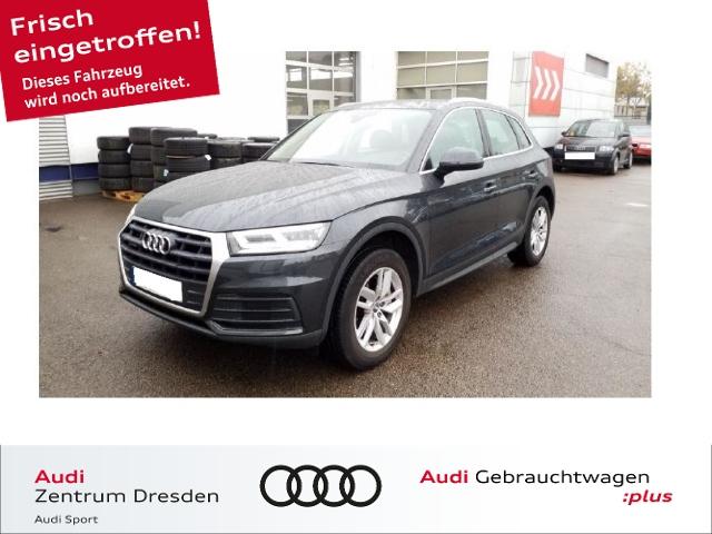Audi Q5 2.0 TDI quattro LED-SW Navi PDC., Jahr 2017, Diesel