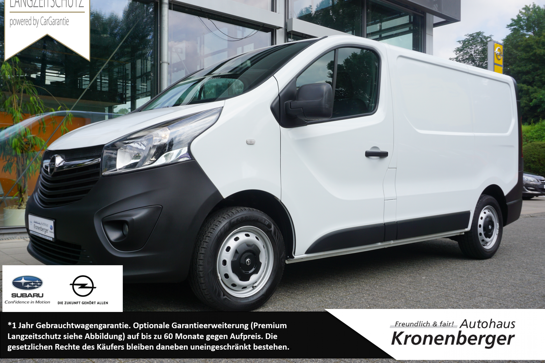 Opel Vivaro 1.6 CDTI Navigation, Jahr 2017, Diesel