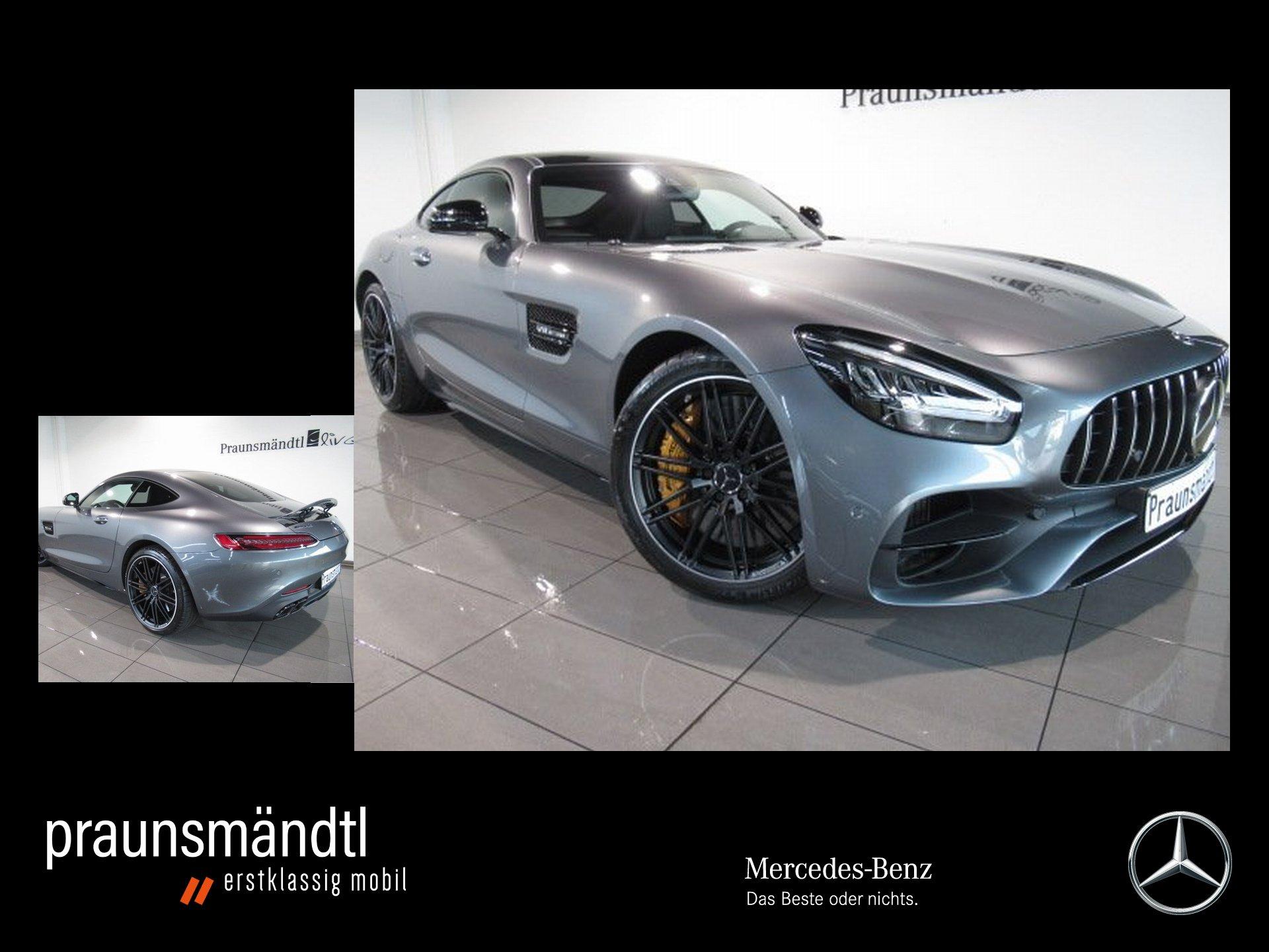Mercedes-Benz AMG GT S -33% (Keramik/HA-Lenkung/High-End Burm., Jahr 2019, Benzin