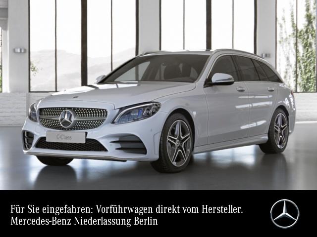 Mercedes-Benz C 180 T AMG+MultiBeam+Kamera+Spur+Totw+Keyless+9G, Jahr 2021, Benzin