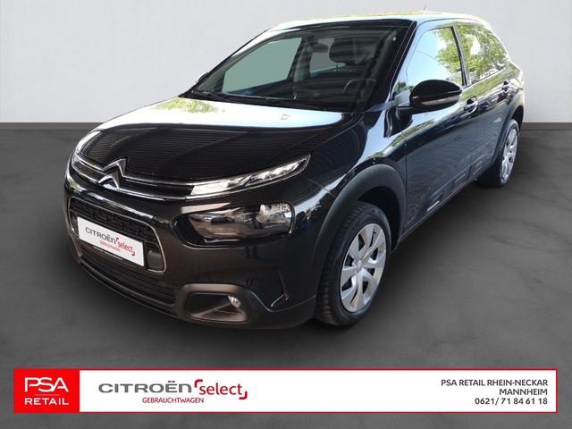 Citroën C4 Cactus Feel PureTech 110 S&S*EPH+RFK*SHZ*, Jahr 2018, Benzin
