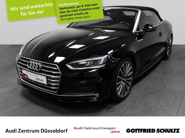 Audi A5 Cabrio 2.0 TDI Sport S-tronic S line, Jahr 2017, Diesel