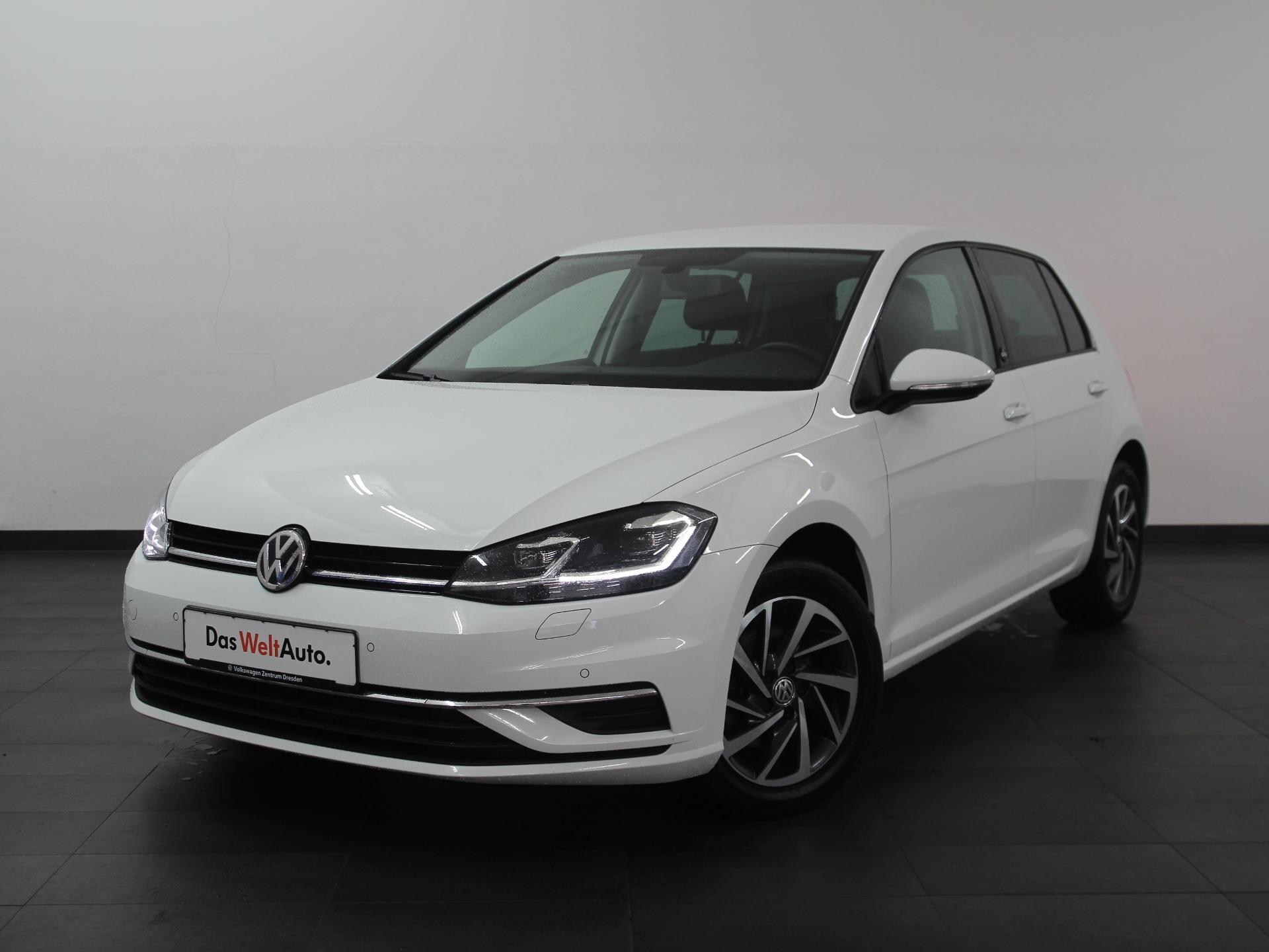 Volkswagen Golf VII SOUND TDI DSG LED ACC PDC APP ab 2.99%, Jahr 2017, Diesel