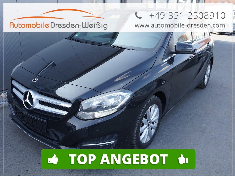 Mercedes-Benz B 160 CDI / d*Navi*PDC*Sitzh.*, Jahr 2018, Diesel