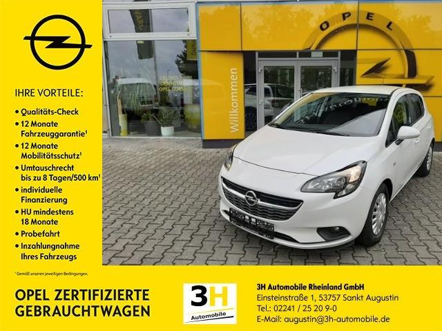Opel Corsa 1.4 Automatik Edition Klimaauto*PDC*BC*, Jahr 2019, Benzin