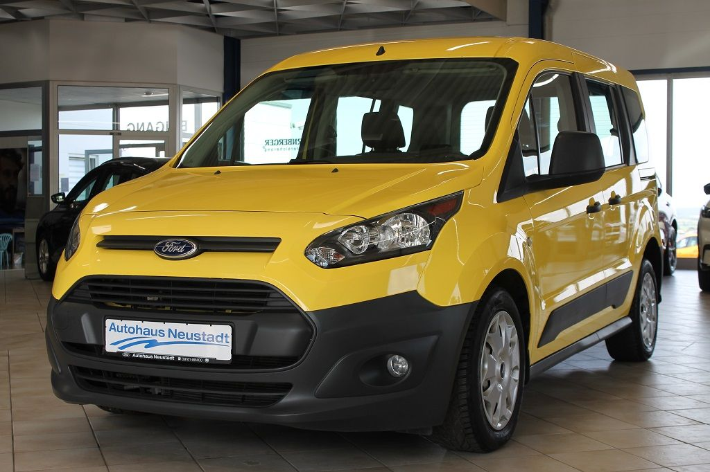 Ford Tourneo Connect 1.5TDCi Trend *Parkpilot*, Jahr 2016, Diesel