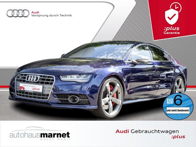 Audi S7 Sportback 4.0 TFSI quattro Navi Bose HUD Schiebedach PDC Front/Rückfahrkamera, Jahr 2017, Benzin