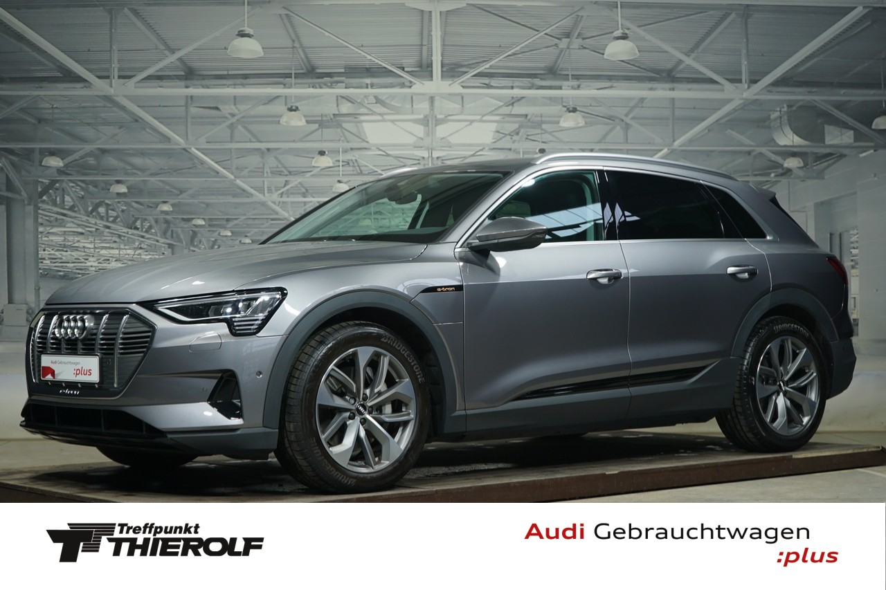 Audi e-tron 50 quattro 20-Zoll Navi+ Sportsitze, Jahr 2020, Elektro