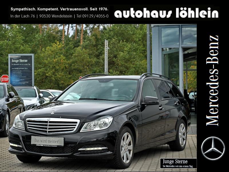 Mercedes-Benz C 180 CDI BlueEFFICIENCY T-Modell Navi, Jahr 2013, diesel