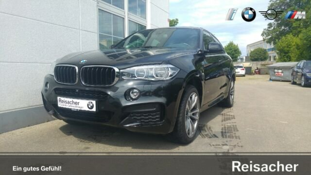 BMW X6 xDrive 30d A Navi,M-Sportp,,AHK,LED,Head up,, Jahr 2016, Diesel