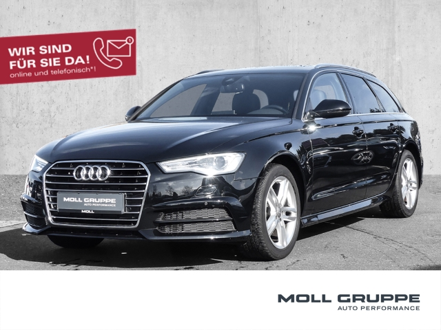 Audi A6 Avant 2.0 TDI ultra PANORAMA NAVI, Jahr 2016, Diesel