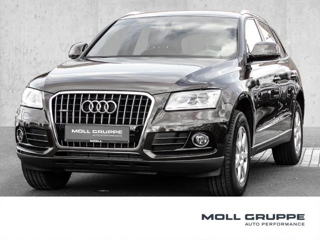Audi Q5 2.0 TFSI quattro S tronic NAVI ALU, Jahr 2016, Benzin